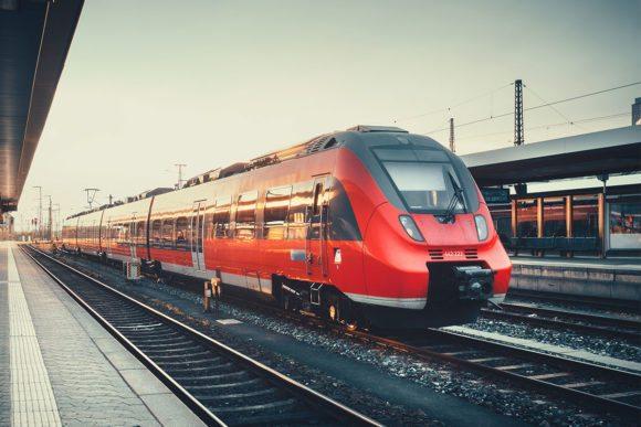 Anreise per Bahn nach Flachau, Salzburger Land