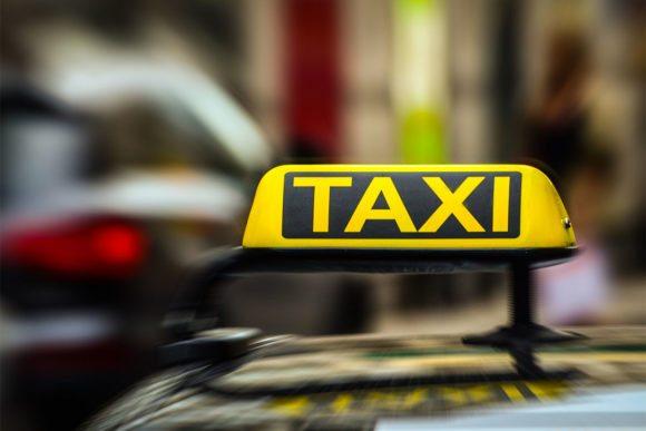 Anreise per Taxi nach Flachau, Salzburger Land