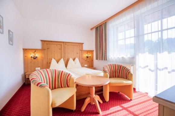Doppelzimmer in Flachau, Feriengut Fingerhof