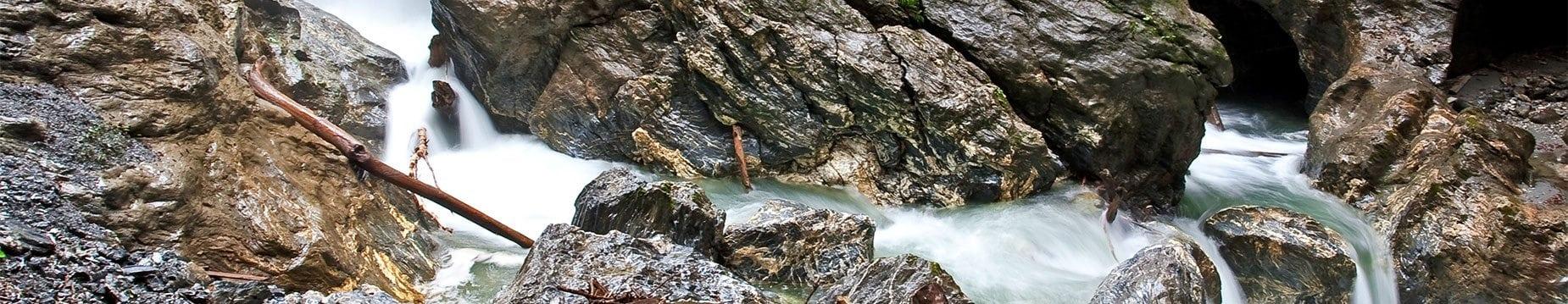 Liechtensteinklamm - Ausflugsziel im Salzburger Land