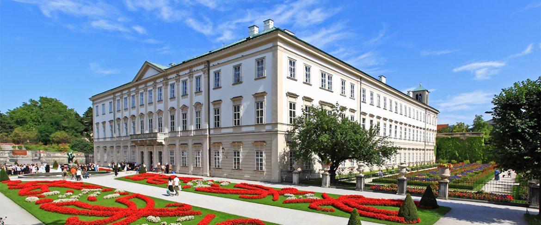 Schloss Mirabell - Ausflugsziel in der Stadt Salzburg