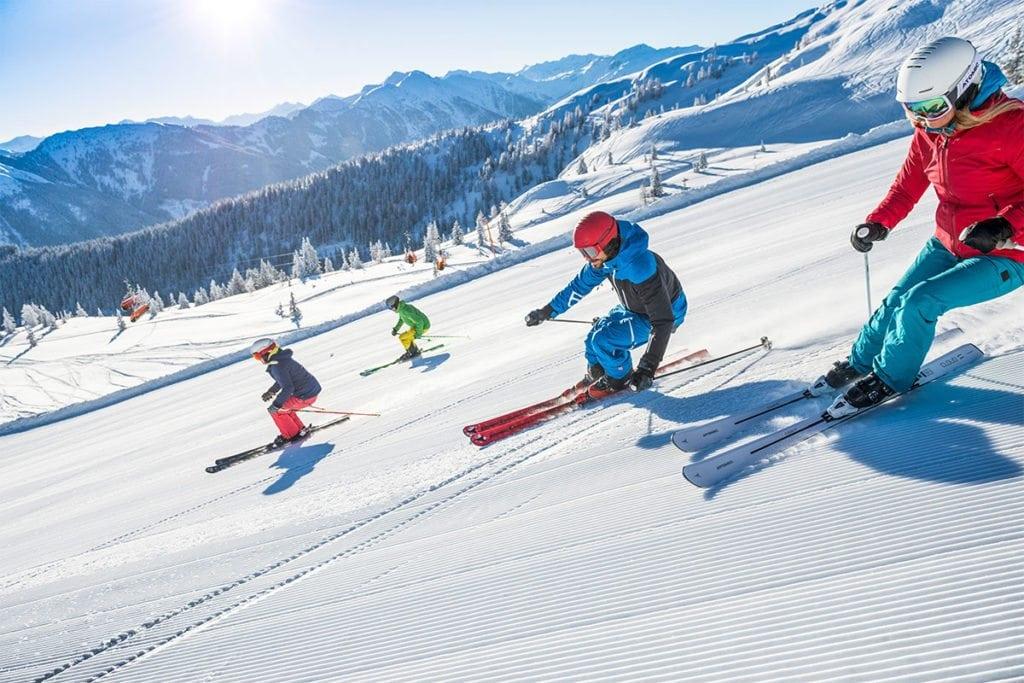 Skischule in Flachau | Fischis Qualittsskischule