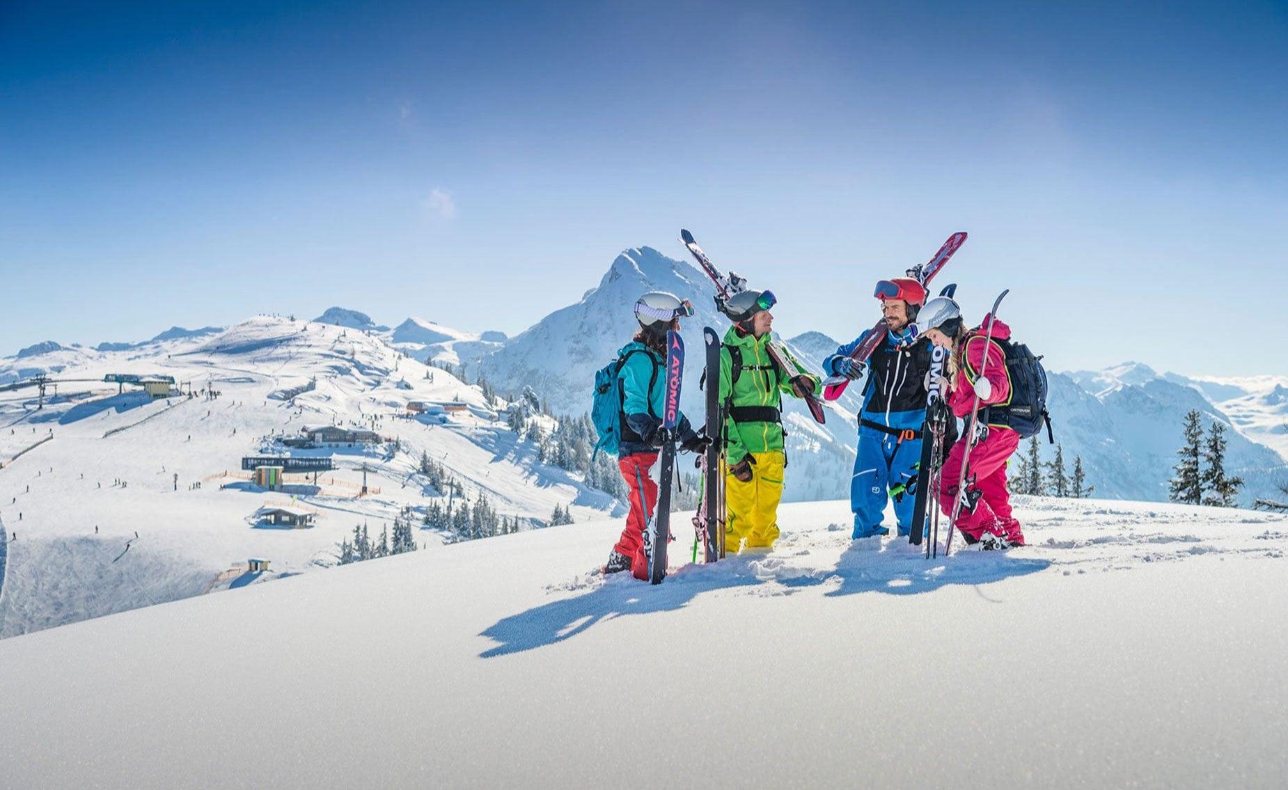 Skiurlaub in Flachau - Feriengut Fingerhof, Ski amadé