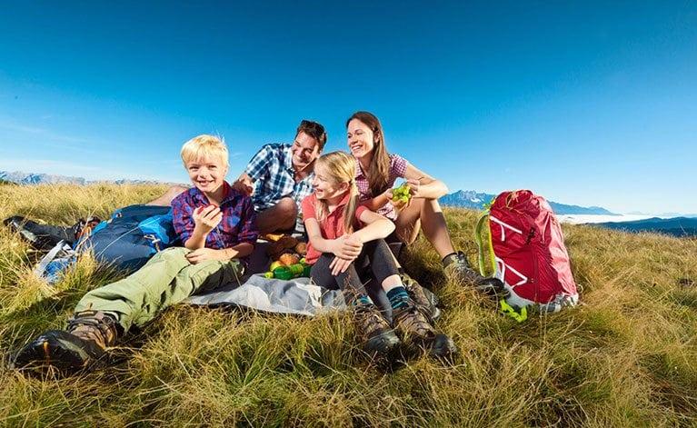 Sommerurlaub in Flachau - Salzburger Sportwelt - Feriengut Fingerhof